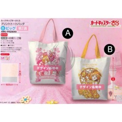 CARD CAPTOR SAKURA PRINT TOTE BAG