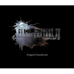 FINAL FANTASY XV Original Soundtrack [4CD]