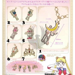 SAILOR MOON WIRE ART CHARM