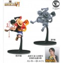ONE PIECE SCULTURES BIG 6 VOL.3 (Luffy)