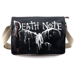 Death Note BANDOLERA PU CASUAL (NEGRO)