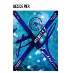 MONSTA X / Album Vol.1 [BEAUTIFUL] (Beside Unit Ver.)