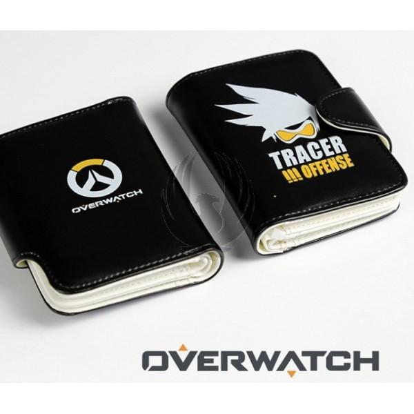 OVERWATCH / Billetera Logo  (Tracer)