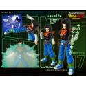 DRAGON BALL Z Figure Rise Standar Android 17