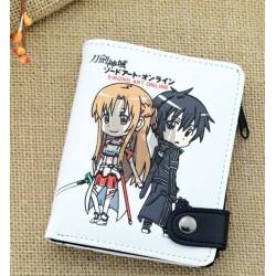 S.A.O / Kirito & Asuna Billetera