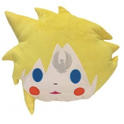 DISSIDIA FINAL FANTASY ROUND FACE CUSHION (Cloud)