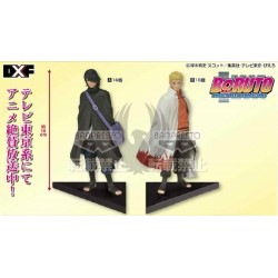 BORUTO DXF FIGURE SHINOBI RELATIONS SP 2 COMEBACK!