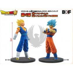DRAGON BALL SUPER DFX THE SUPER WARRIORS VOL.4