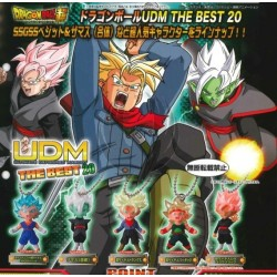 DRAGON BALL SUPER ULTIMATE DEFORUME MASCOT THE BEST 20