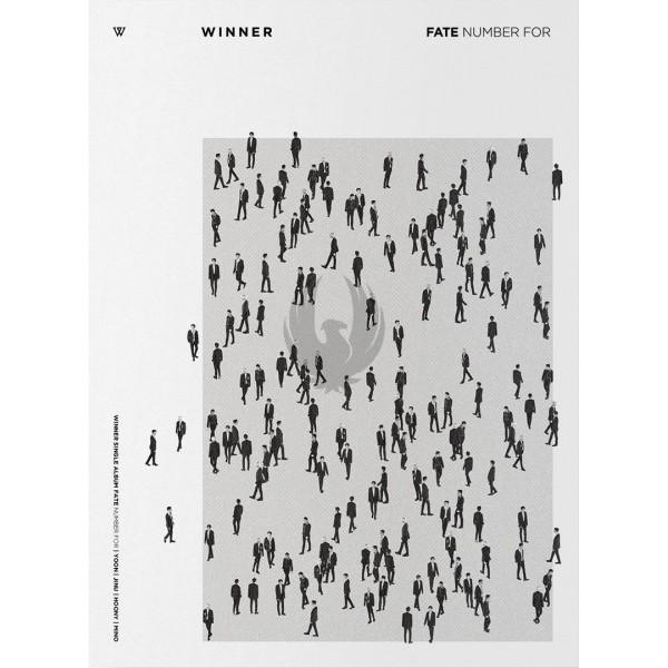 WINNER / Single Album [FATE NUMBER FOR](FOR SEOUL ver.)
