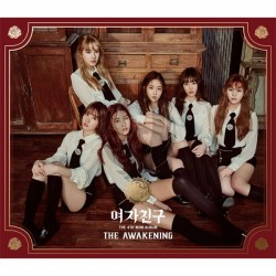 GFRIEND / Mini Album Vol.4 [THE AWAKENING] (Knight ver.)