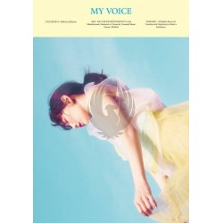 TAE YEON ALBUM VOL.1 [MY VOICE] (DELUXE EDITION SKY Ver.)
