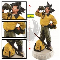 DRAGON BALL SCultures Son Goku Figure -Special Color Ver.