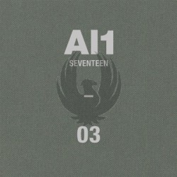 Seventeen / Mini Album Vol.4 [Al1] (Ver.2 Al1 [3])