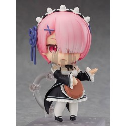 RAM FIGURA RE: ZERO STARTING LIFE IN ANOTHER WORLD NENDOROID
