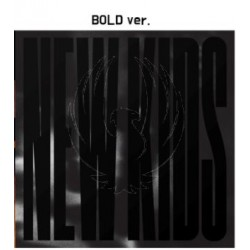 iKON / SINGLE ALBUM [NEW KIDS : BEGIN](BOLD ver.)