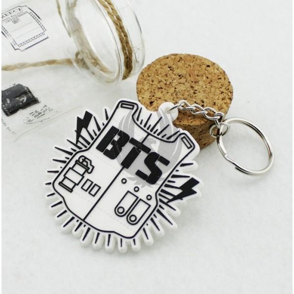 BTS / Logo KeyCahin