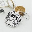 BTS / Logo Keychain