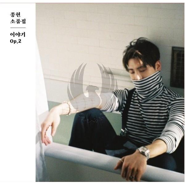 SHINee(Jong Hyun) / Album [Story Op.2] [Photo]