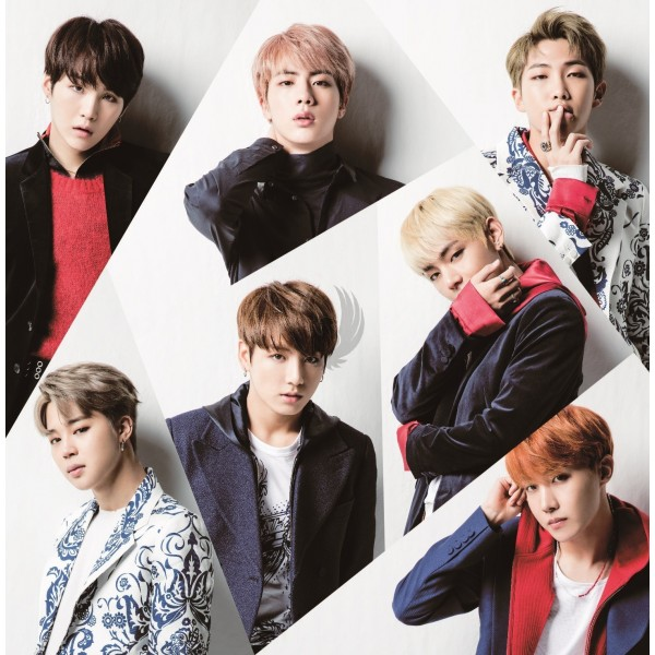 BTS / THE BEST OF BTS - JAPAN EDITION