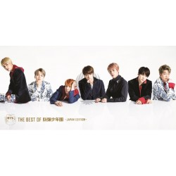 BTS / THE BEST OF BTS - JAPAN EDITION [CD+DVD]