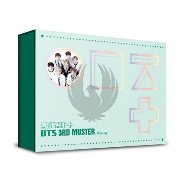 BTS  /BTS 3rd MUSTER [ARMY.ZIP+] (Limited Edition)
