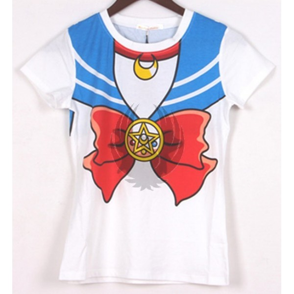 Camieta Sailor Moon Uniforme