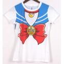 Camieta Sailor Moon Uniforme