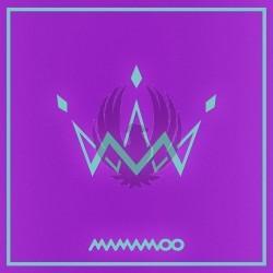 MAMAMOO - PURPLE [A Type]
