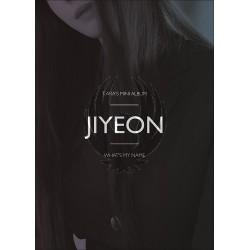T-ARA / WHAT'S MY NAME? [Jiyeon Ver.]