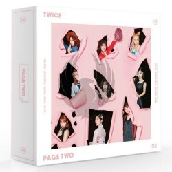 TWICE – PAGE TWO [2nd Mini Album]