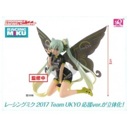 HATSUNE MIKKU RACING RACING 2017 TEAM UKYO VER. SQ FIGURE