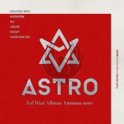 ASTRO / AUTUMN STORY [Red Ver.]