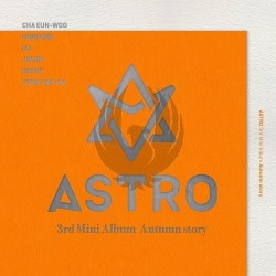 ASTRO / AUTUMN STORY [Orange Ver.]