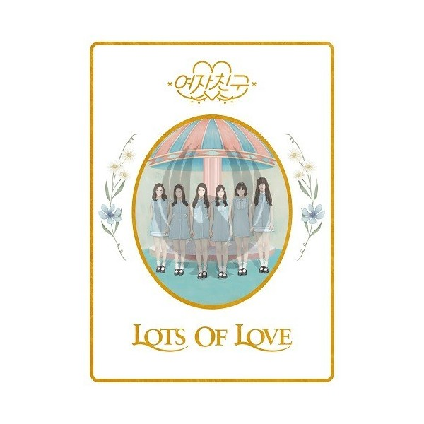 GFRIEND / 1LOL [LOTS OF LOVE]