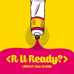 LOVELYZ / 2º Album- R U READY?