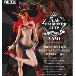 ONE PIECE KING OF ARTIST FLAG DIAMOND SHIP NAMI