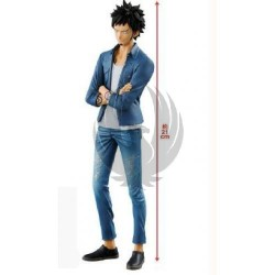 One Piece The Last Word Trafalgar Law Jeans Freak Figure