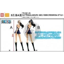 One Piece Glitter & Glamours Nico Robin Dressrosa Style