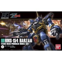 GUNDAM  HGUC 204 RMF-154 BARZAM