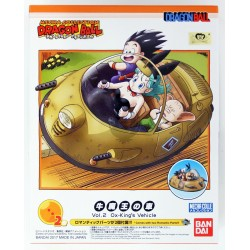 Dragon Ball  Ox-King's Vehicle Mecha Collection Model Kit