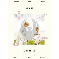 MXM(BRANDNEW BOYS) - UNMIX [A Type]