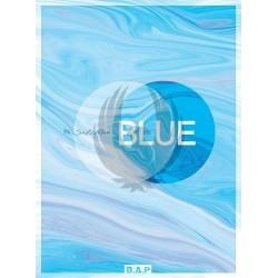 B.A.P - BLUE [A Ver.]