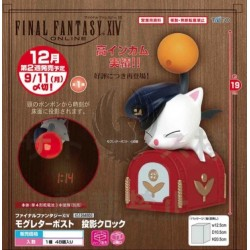 FINAL FANTASY XIV ONLINE MOGURI POST CLOCK