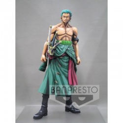 ONE PIECE MASTER STARS PIECE THE RORONOA ZORO -MANGA DIMENSIONS