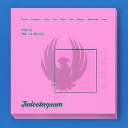 TWICE - 1st Album TWICETAGRAM [A Ver.]
