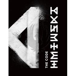 MONSTA X - THE CODE [De: Code Ver.]