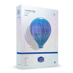 BTS - 2017 THE WINGS TOUR in Seoul Blu-ray