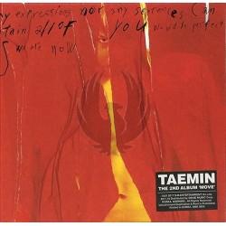 TAEMIN - 2º Album MOVE [Wild Ver.]